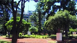 Plaza Misericordia en Av. Directorio y Lautaro, Flores.
