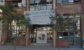 Colegio Del Libertador, en el barrio porteño de Flores.