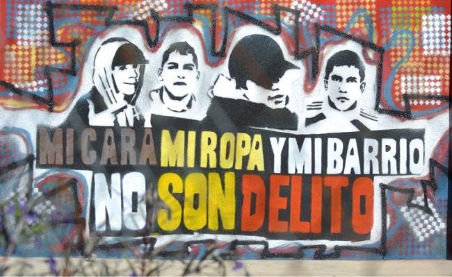 Festival Mi Cara, Mi Ropa, Mi Barrio no son delito
