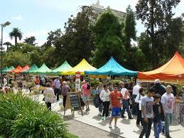 Feria orgánica y sustentable en la Ciudad.